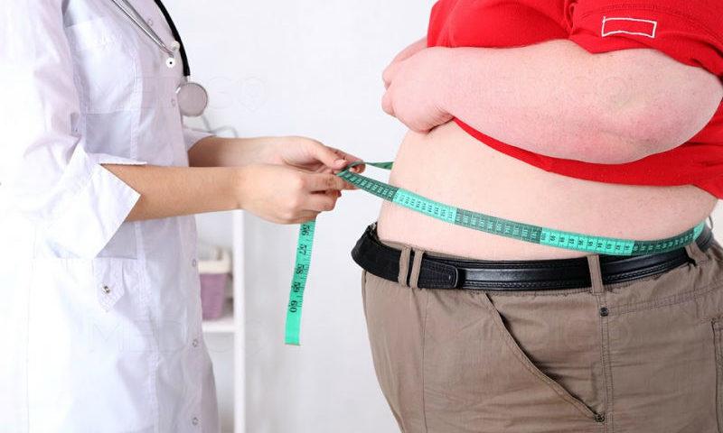 adultes atteint d'obésité