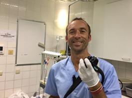 Docteur Gérald Longheval en gastro-enterologie