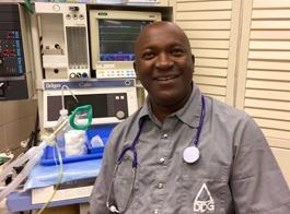 Anesthésiste Dr. Samuel Denis-Martin
