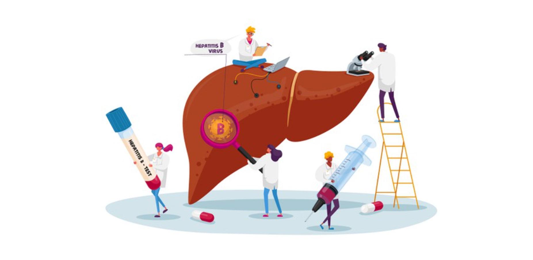 Complicaties van hepatitis