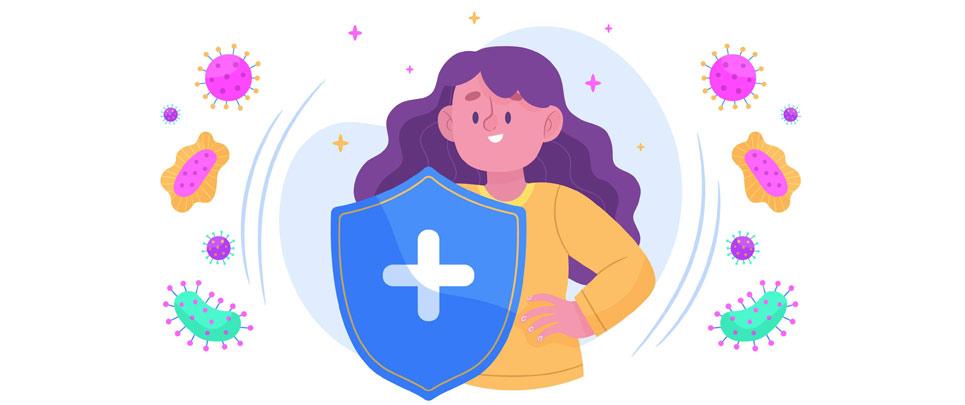 Améliorer ses défenses immunitaires